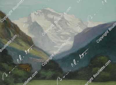 La Jungfrau, VS